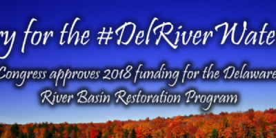 Victory for the Delaware River Watershed!