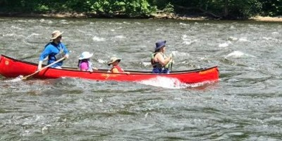 Appalachian Mountain Club's Delaware River Means campaign
