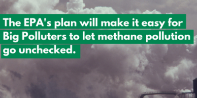 Urge Gov. Wolf to Fight Back Against the EPA's New Methane Plan