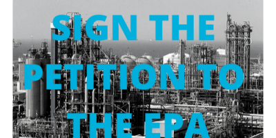 Sign the petition to the EPA