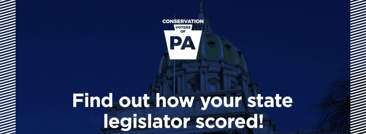Find out how your legislator scored!